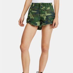 Commander Cut-off Shorts